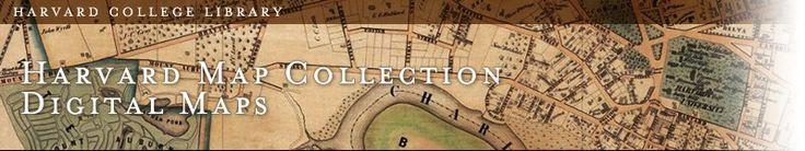 Harvard map collection digital maps nrsharvardedu