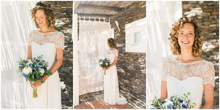 Josine and Daniel\'s Rustic Chic Outdoor Wedding in Portugal by ...