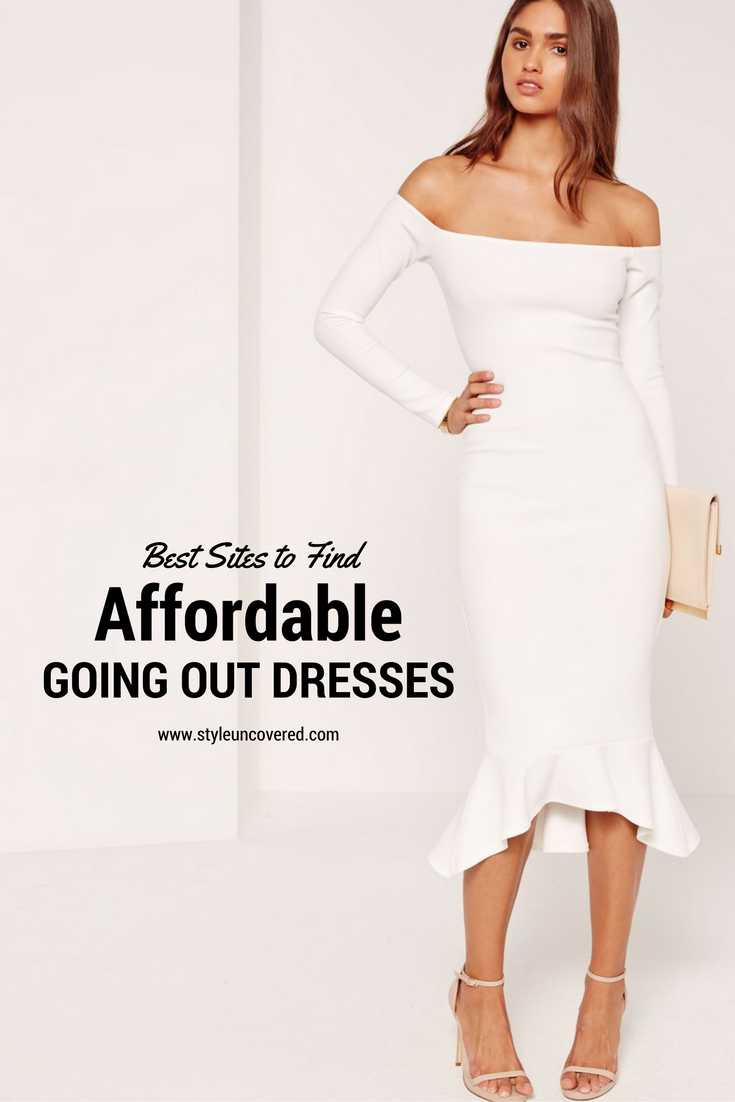 1adf7c8f14c5 Need a going out dress but on a tight budget? Check out this ultimate list