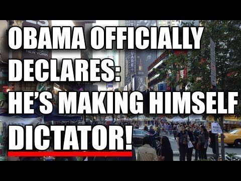 SHOCKING Obama Becoming DICTATOR In 2014 The Money Gps Pinterest And Politics