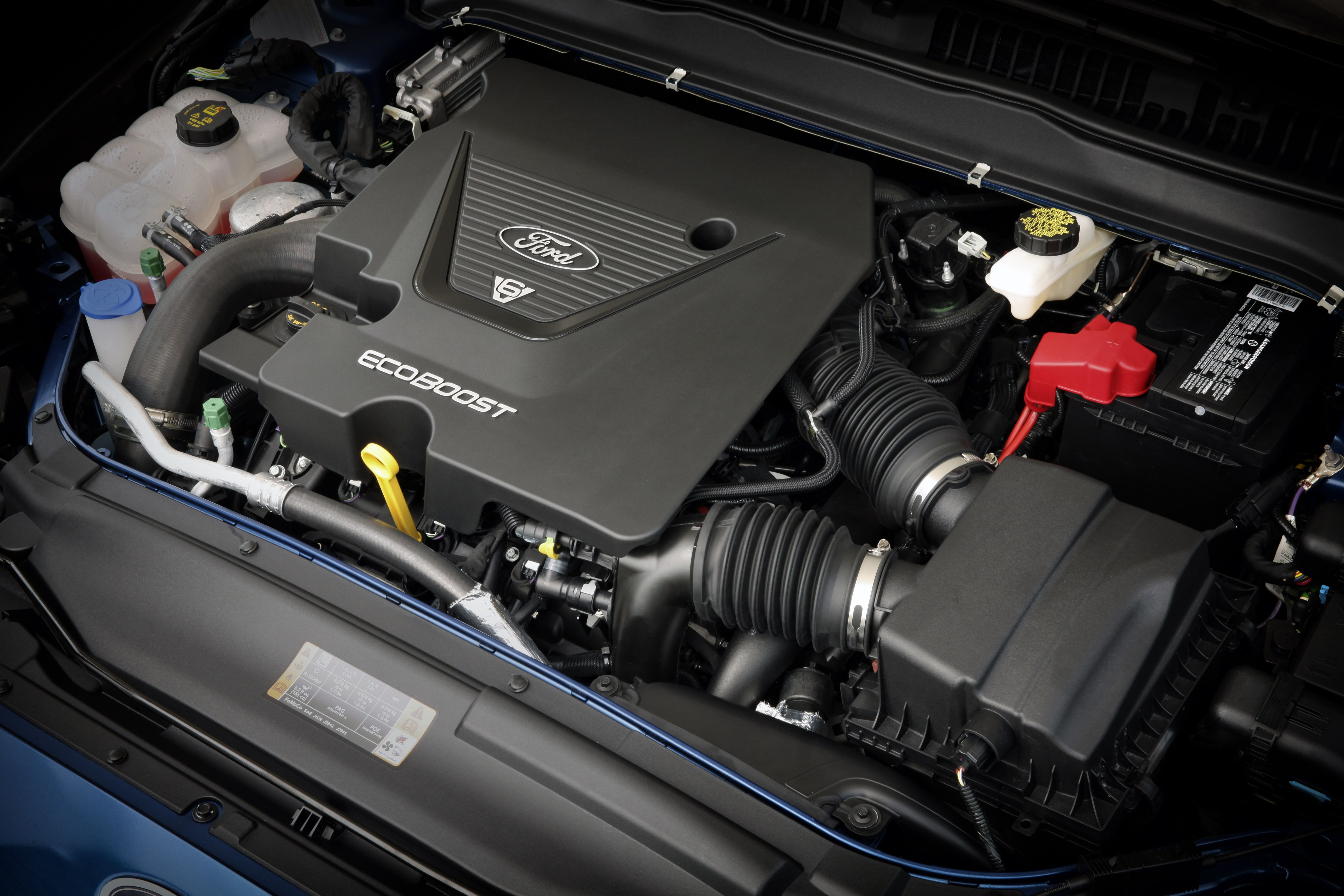 2017 Fusion V6 Sport 2 7l V 6 Dohc Ecoboost 325 Hp 380 Lb Ft
