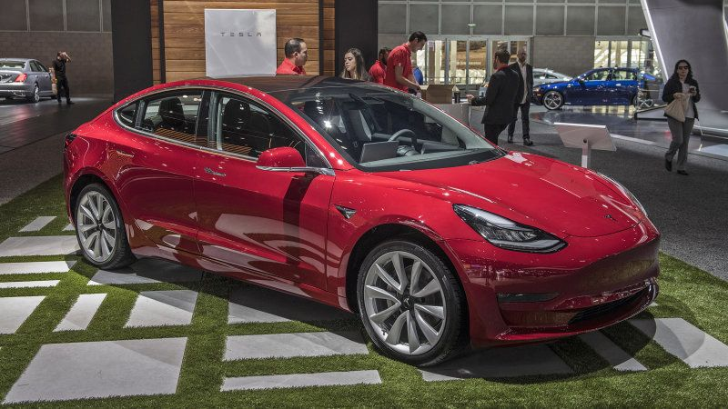 Tesla Temporarily Shut Down Model 3 Production In February With