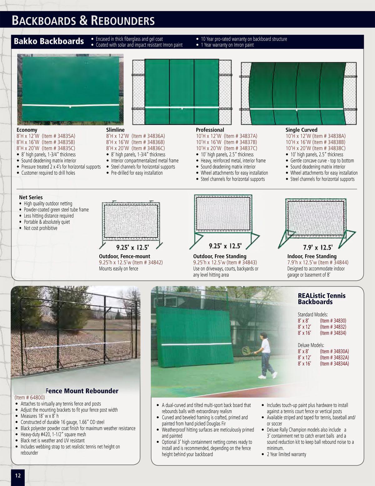 42+ Tennis practice wall diy inspirations
