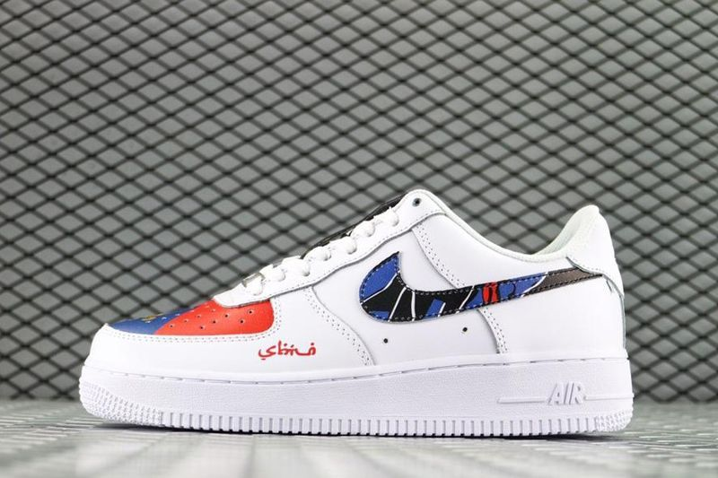 air force 1 rosse donna