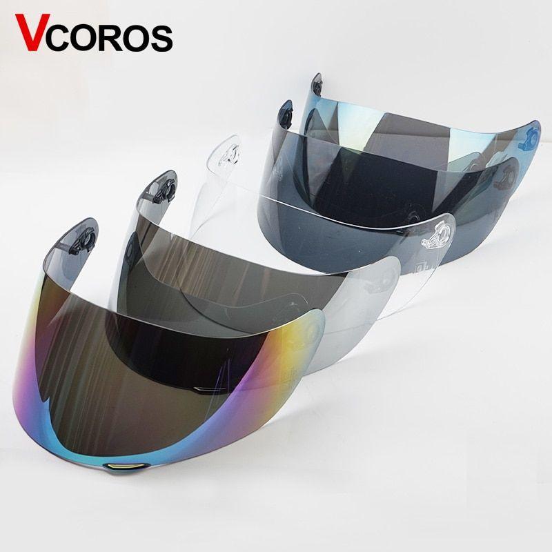 Full Face Motorcycle Helmet Visor Motocross Helmets Lens Shield for AGV K5 K3-SV