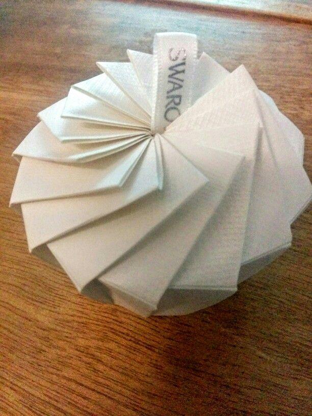 Tato Origami Packaging Seem Less Opening No Fuss But Eye Catching