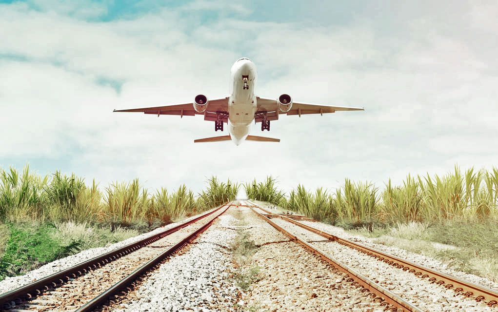 Lack of rail limits U.S. ability to lower airline