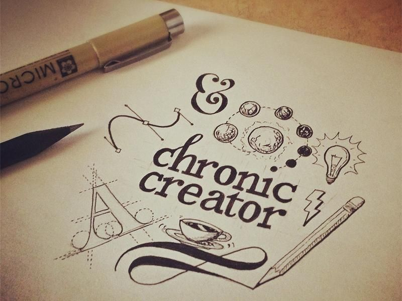 Hand Lettering by seanwes - Imgur