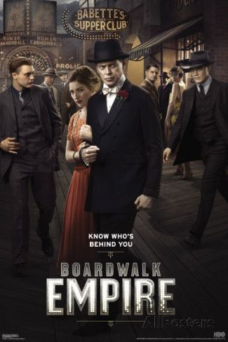 Boardwalk Empire – Season 2 Posters at AllPosters.com