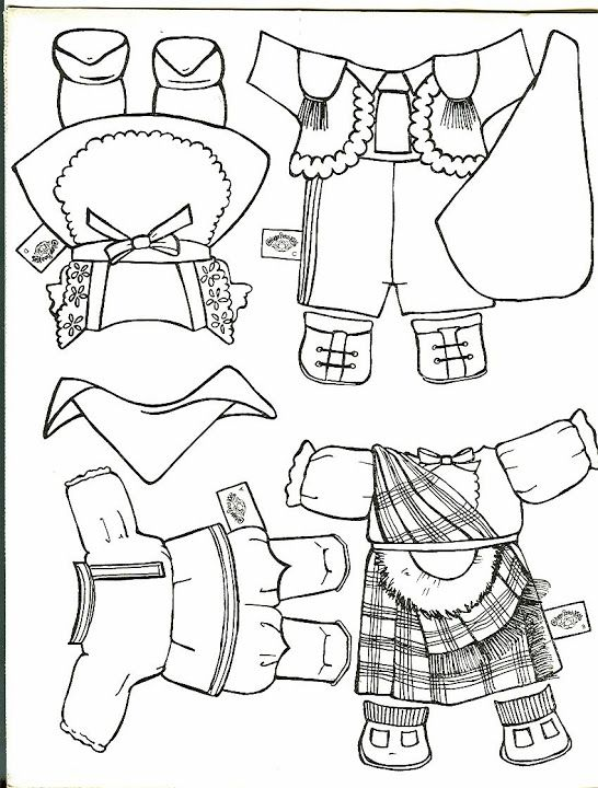 Cabbage patch kids Paper Dolls.This From seaprince - MaryAnn - Picasa Webalbum