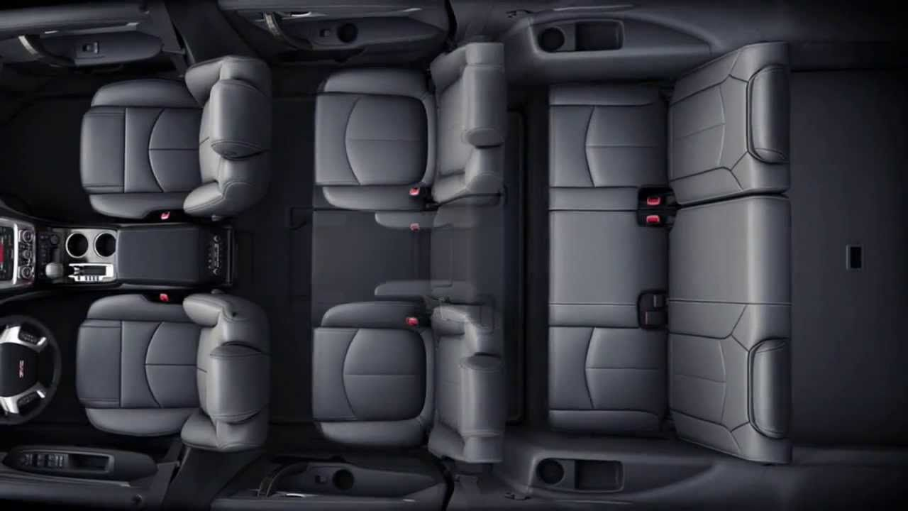Buick Enclave Passenger Cargo Flexibility Mid Size Suv Crossover Cars Vehicles