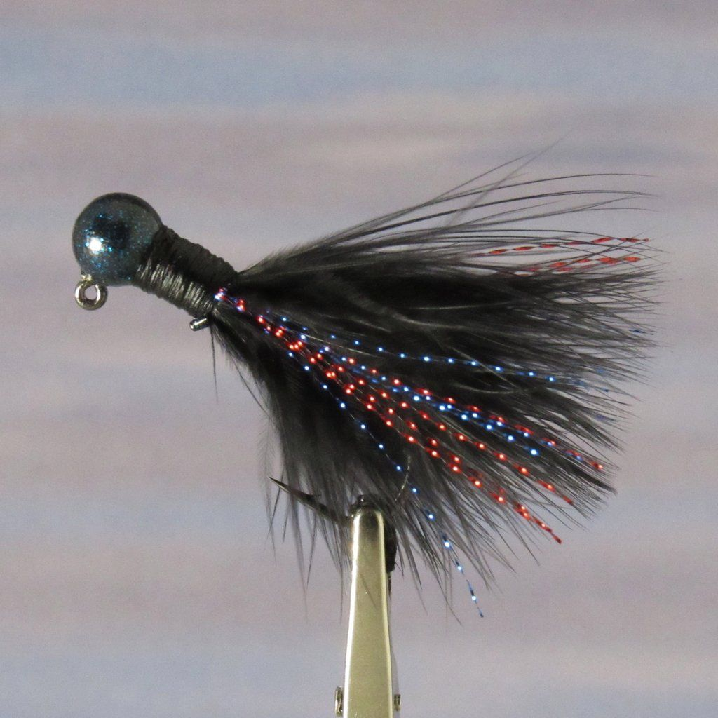 Marabou jig trout and fishing jig for Jig fishing for trout