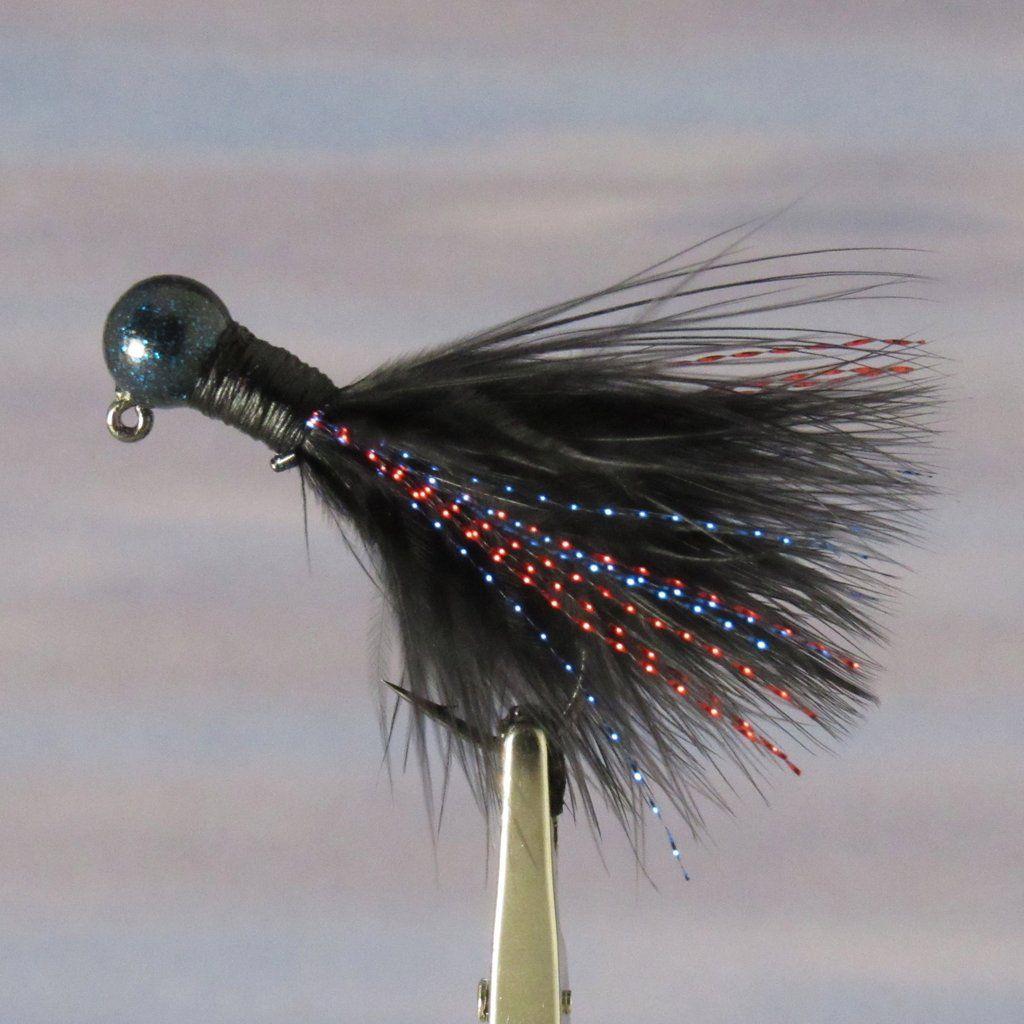 Marabou Jig | Torn Waders Custom Marabou Fishing Jigs
