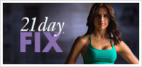 21 DAY FIX -- then I'm jumping into this program of 30 minute workouts and easy portion control!!