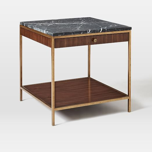 Uptown Side Table | West Elm 24x24 $900