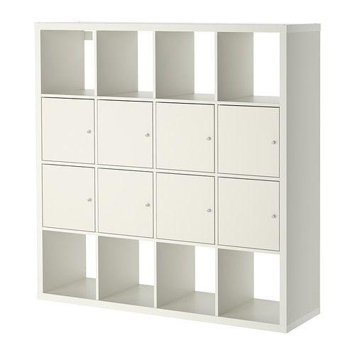 Regalsystem Ikea kallax regal mit 8 einsätzen weiß kallax regal ikea kallax regal