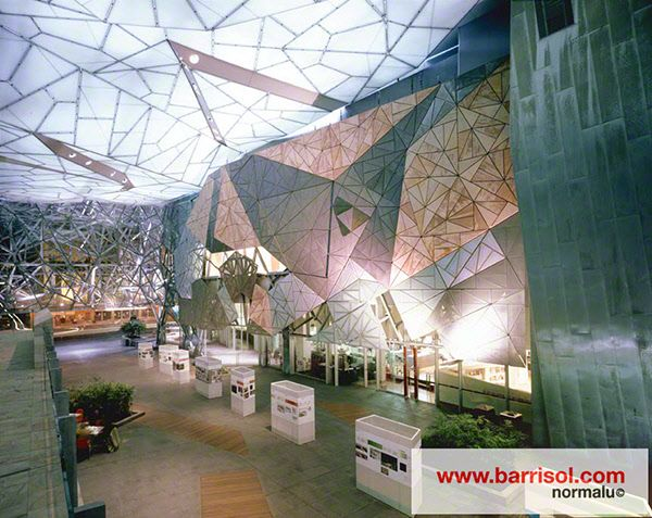 barrisol acoustic reduce the noise pollution