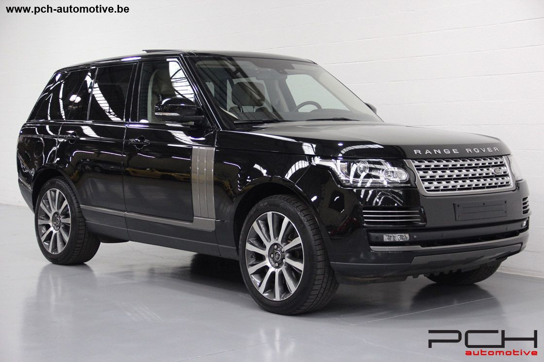 2013 Land Rover Range Rover 4.4 SDV8 340cv Vogue Voiture