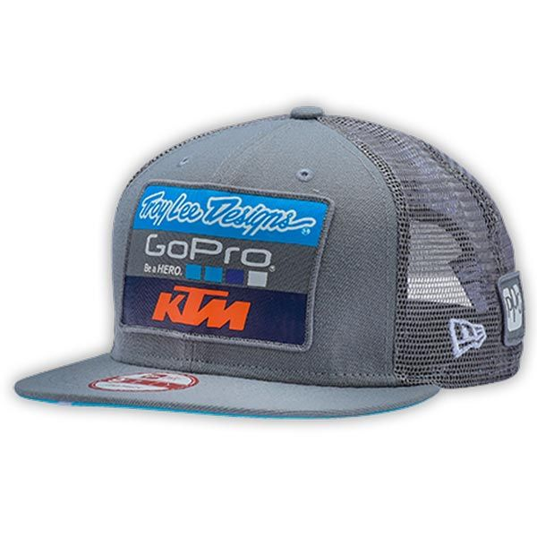 Check out the deal on Troy Lee Designs - KTM Team Hat at BTO SPORTS 43192cac70a