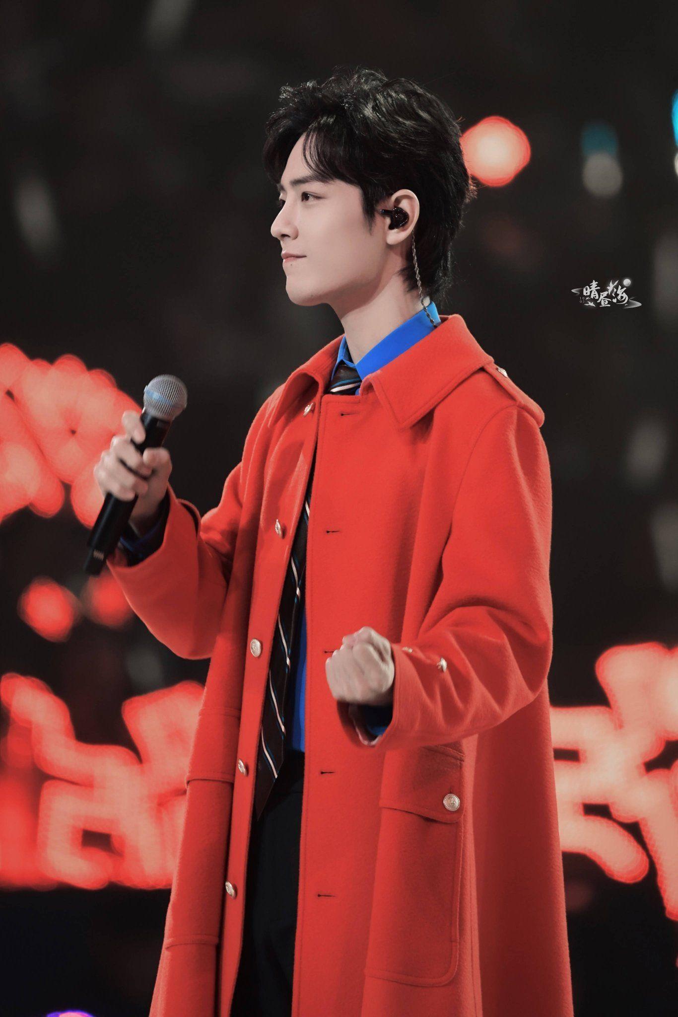 191231 XiaoZhan Dragon TV's New Year Countdown Concert