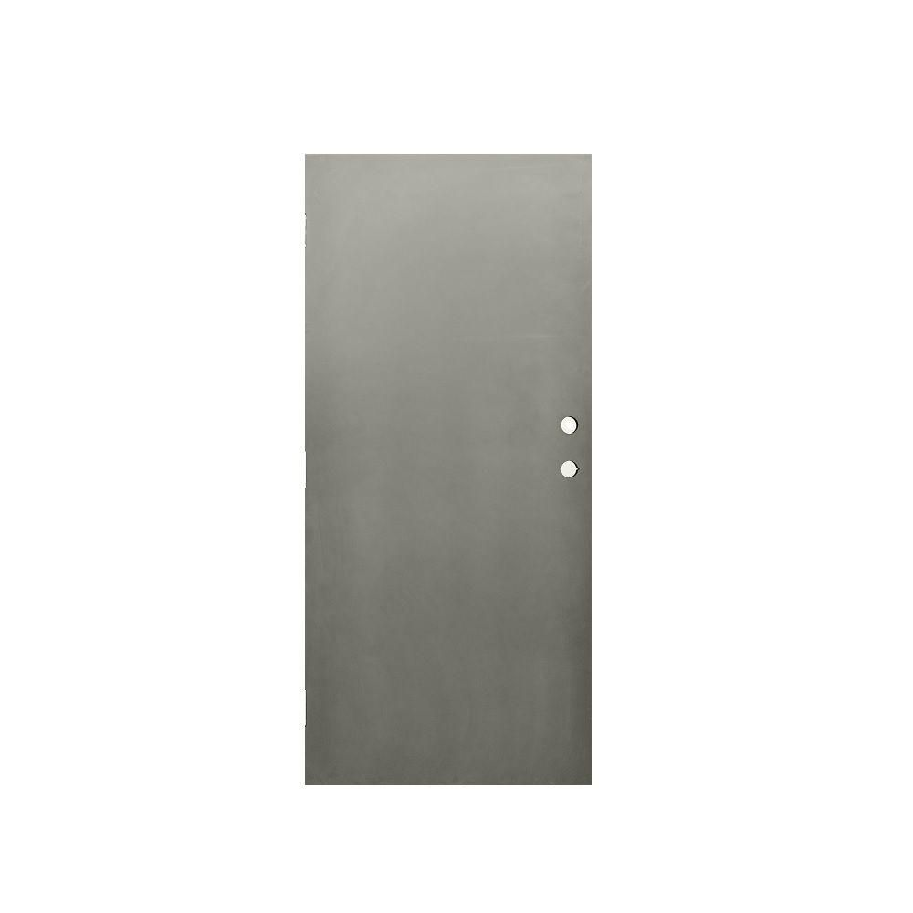Marvelous Architectural Elements 36 In. X 84 In. DKS Flush Primed Steel Commercial  Door Slab