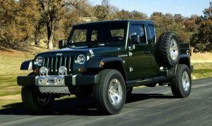 Jeep Wrangler Ute Jeep Wrangler Pickup Truck Jeep Gladiator
