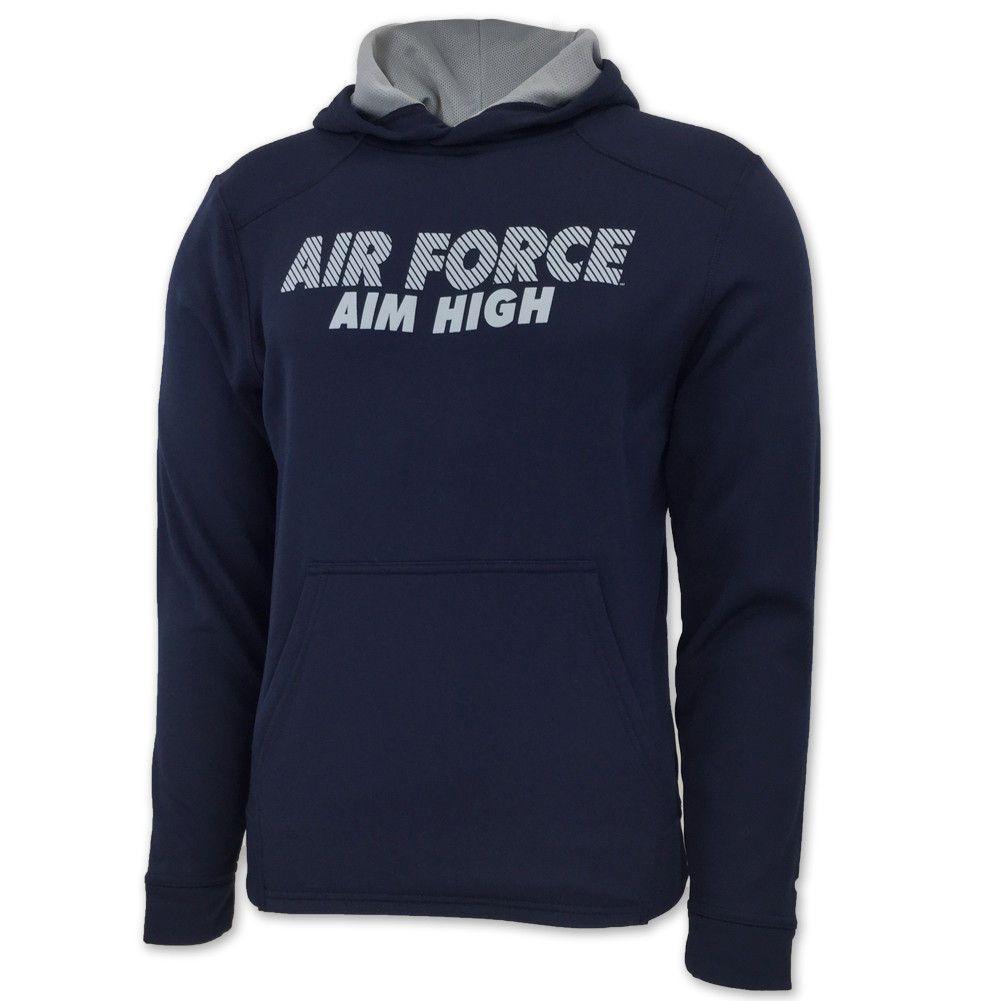 Air Force Champion Athletic Fleece Hood Navy Air Force Sweatshirt Air Force Mens Sweatshirts [ 1001 x 1001 Pixel ]