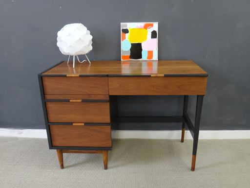 Updated Mid Century Desk