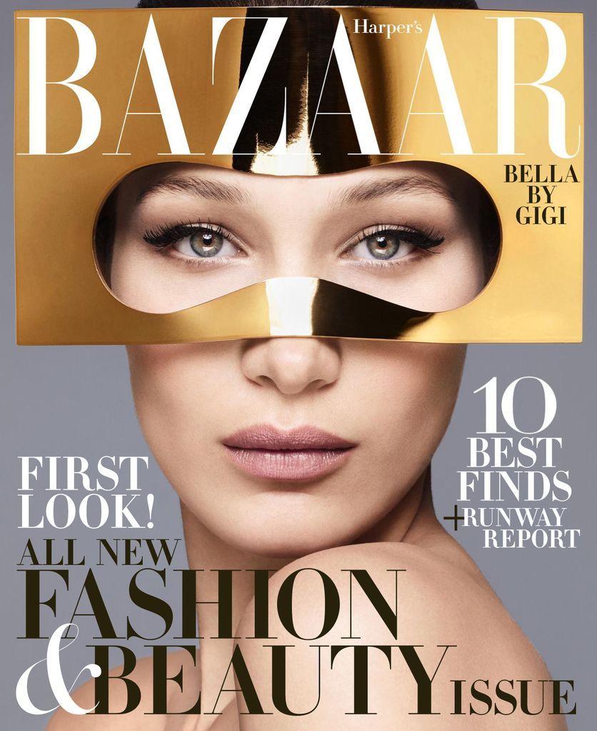 Harper's Bazaar Back Issue Jun/Jul 2018 (Digital) -   22 beauty Editorial harpers bazaar ideas