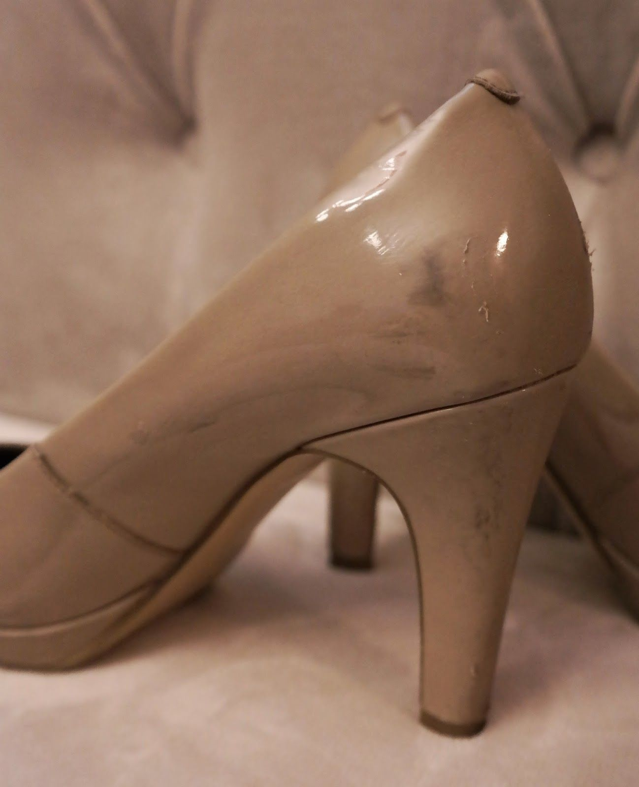 KOENIG Style: How To Clean Your Neglected Heels