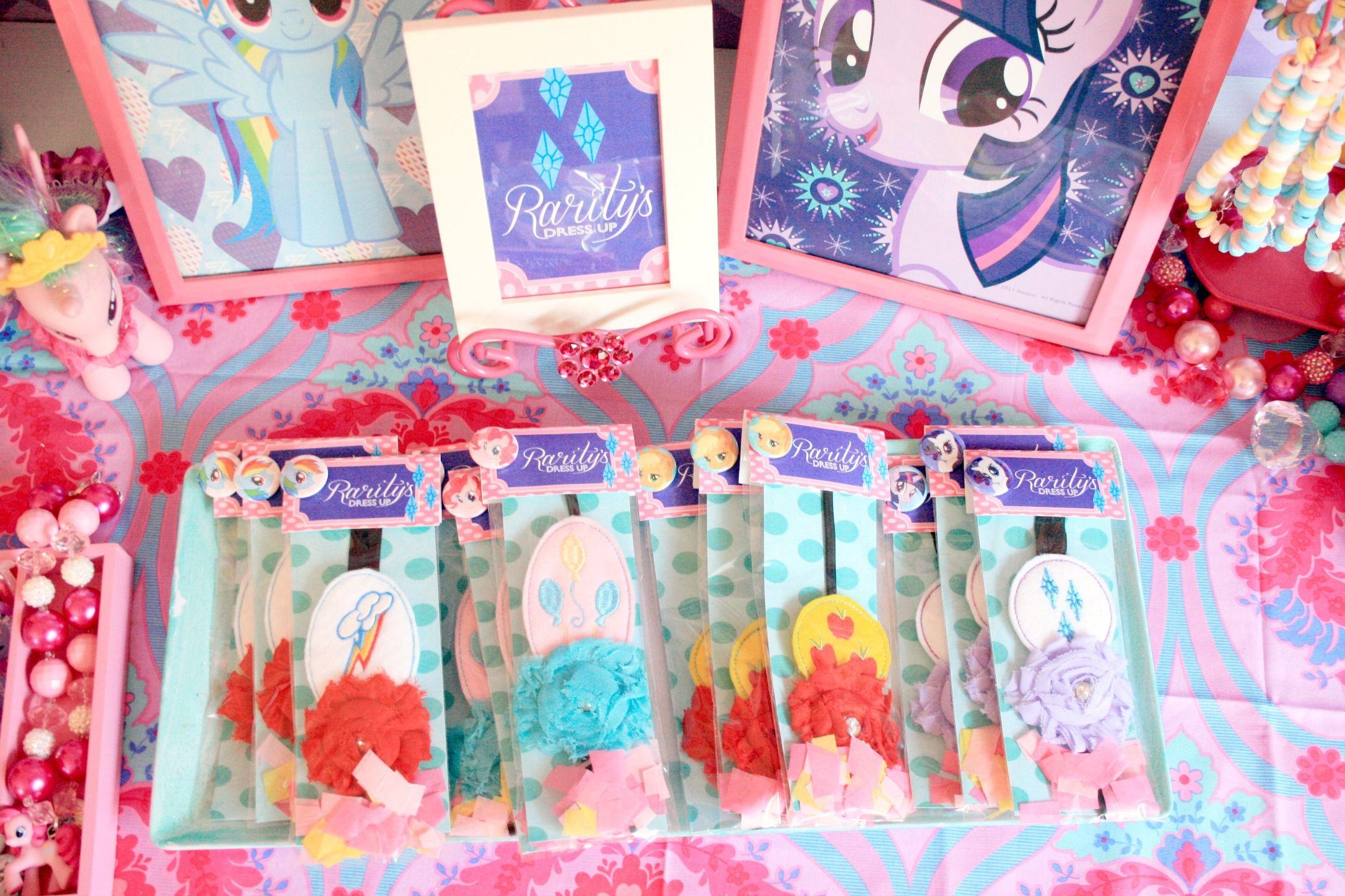 my little pony party LZ #5 | Party Ideas: Unicorn/Pony (My little ...