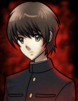 How To Draw Kouichi From Another by Dawn Another anime