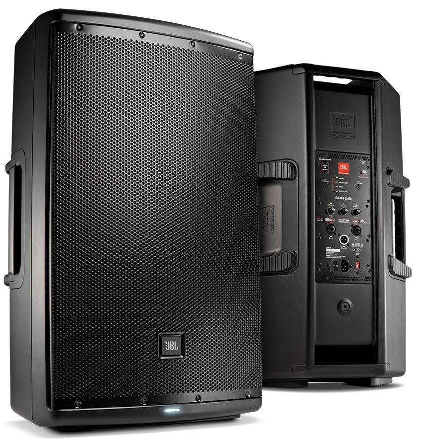 Jbl Eon615 15 Speaker Loudspeaker Powered Speakers