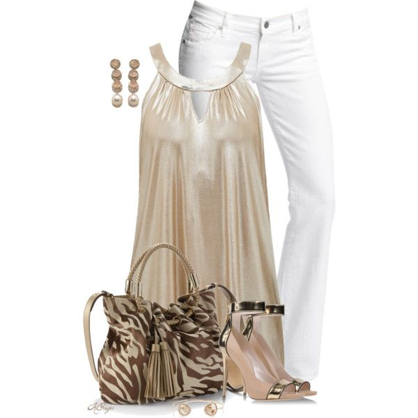 """Friday Night Concert Style"" by kginger on Polyvore"