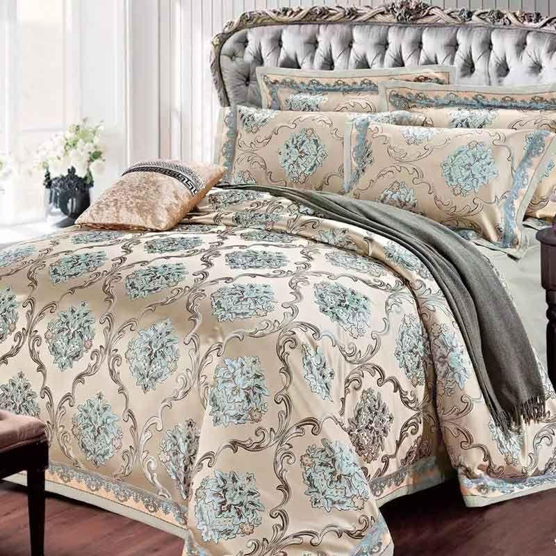 Ordinaire Luxury Bedding Set New Designer Bedding Sets Bed Sheet Jacquard Bedding Sets  Duvet Cover