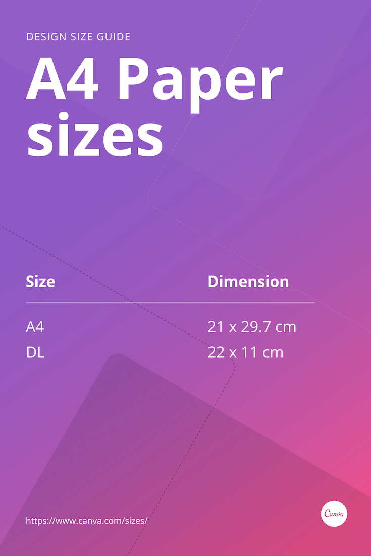 The A4 Paper Size Measuring 21 X 29 7 Cm Is The Most Popular Size In The International S Learning Graphic Design Graphic Design Resources Graphic Design Tips