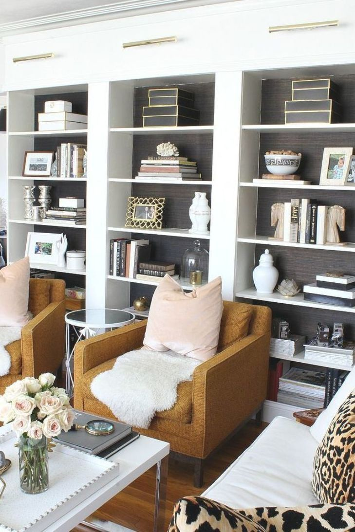 spring home tour bliss at home - Shelf Bookcase - Ideas of Shelf Bookcase #ShelfBookcase - spring home tour bliss at home