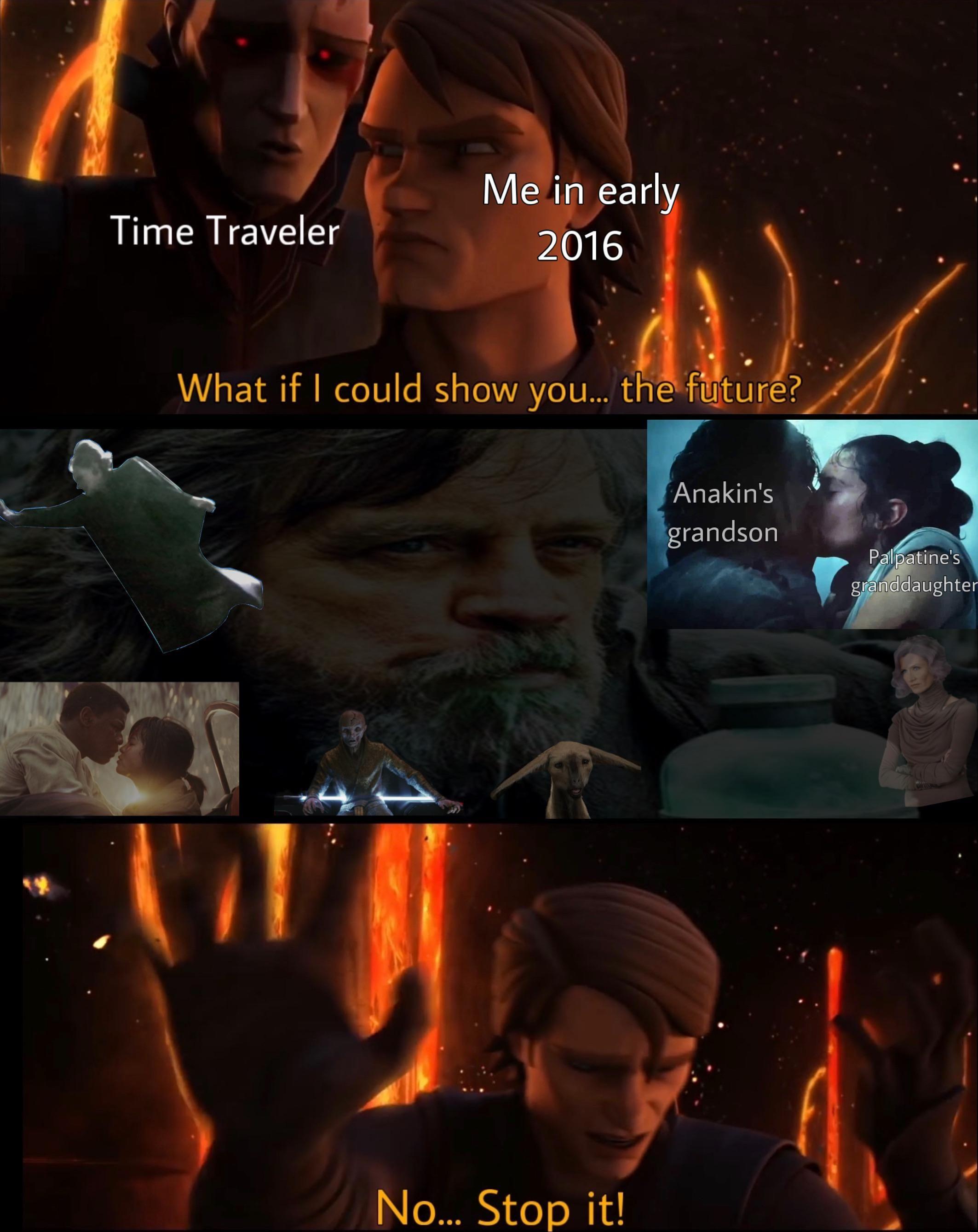 No That S Not True That S Impossible R Prequelmemes Prequel Memes Star Wars Humor Star Wars Jokes Funny Star Wars Memes