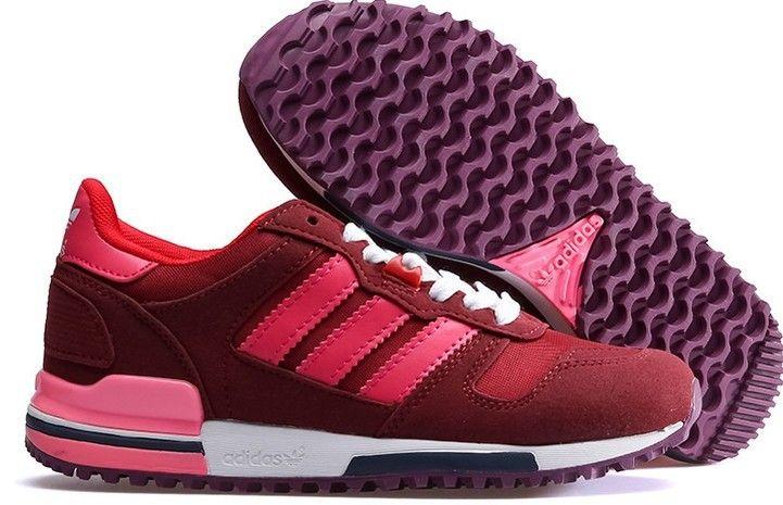 adidas zx rojas mujer zapatillas