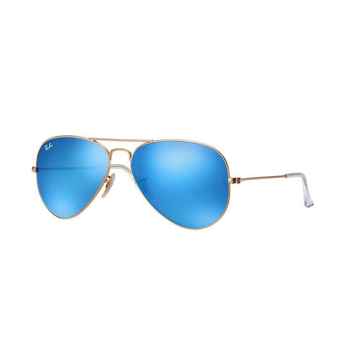ray ban aviator blu oro