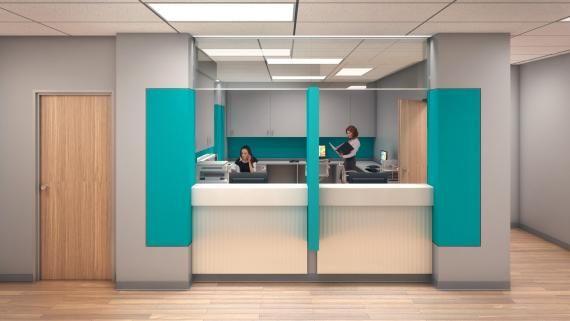 First Look Bergen Volunteer Medical Initiative Medical Clinic Design Medical Office Design Hospital Design