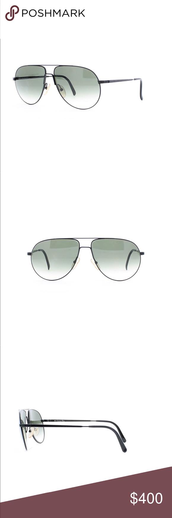 064dce0b37d Vintage Christian Dior Unisex Aviator Sunglasses Vintage Christian Dior  aviator sunglasses in unisex. Both men