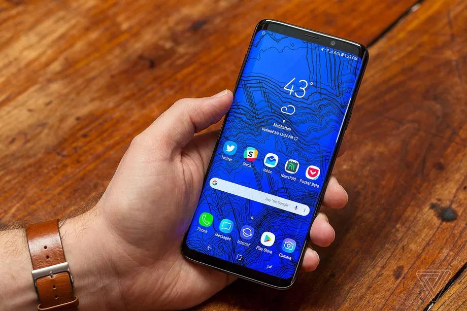 سامسونغ تبدأ بطرح تحديت Android Pie لهواتف Galaxy S9