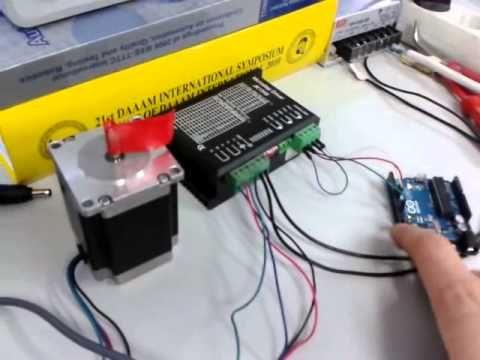 Control a NEMA Stepper with a Rotary Encoder and an Arduino Part – Rotary Encoder Joystick Wiring-diagram