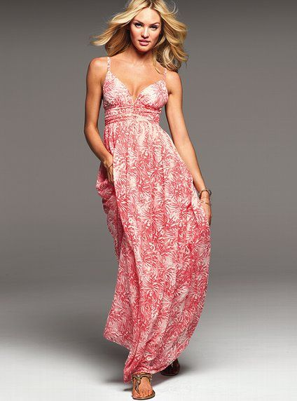a56a75cfb3f The Sexy Maxi Dress - Victoria s Secret