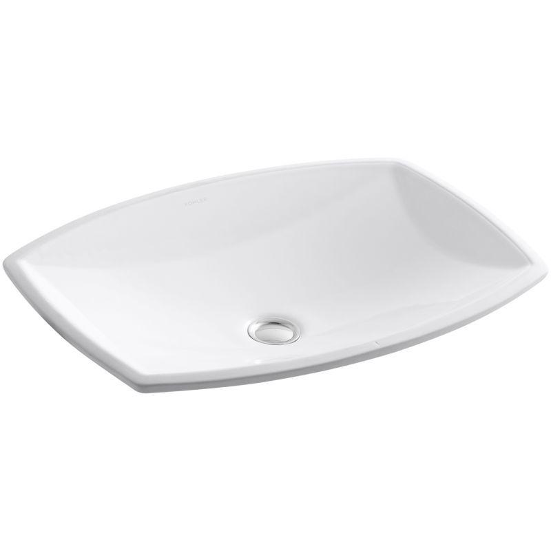 Kohler K 2382 Undermount Bathroom Sink Sink Square Bathroom Sink