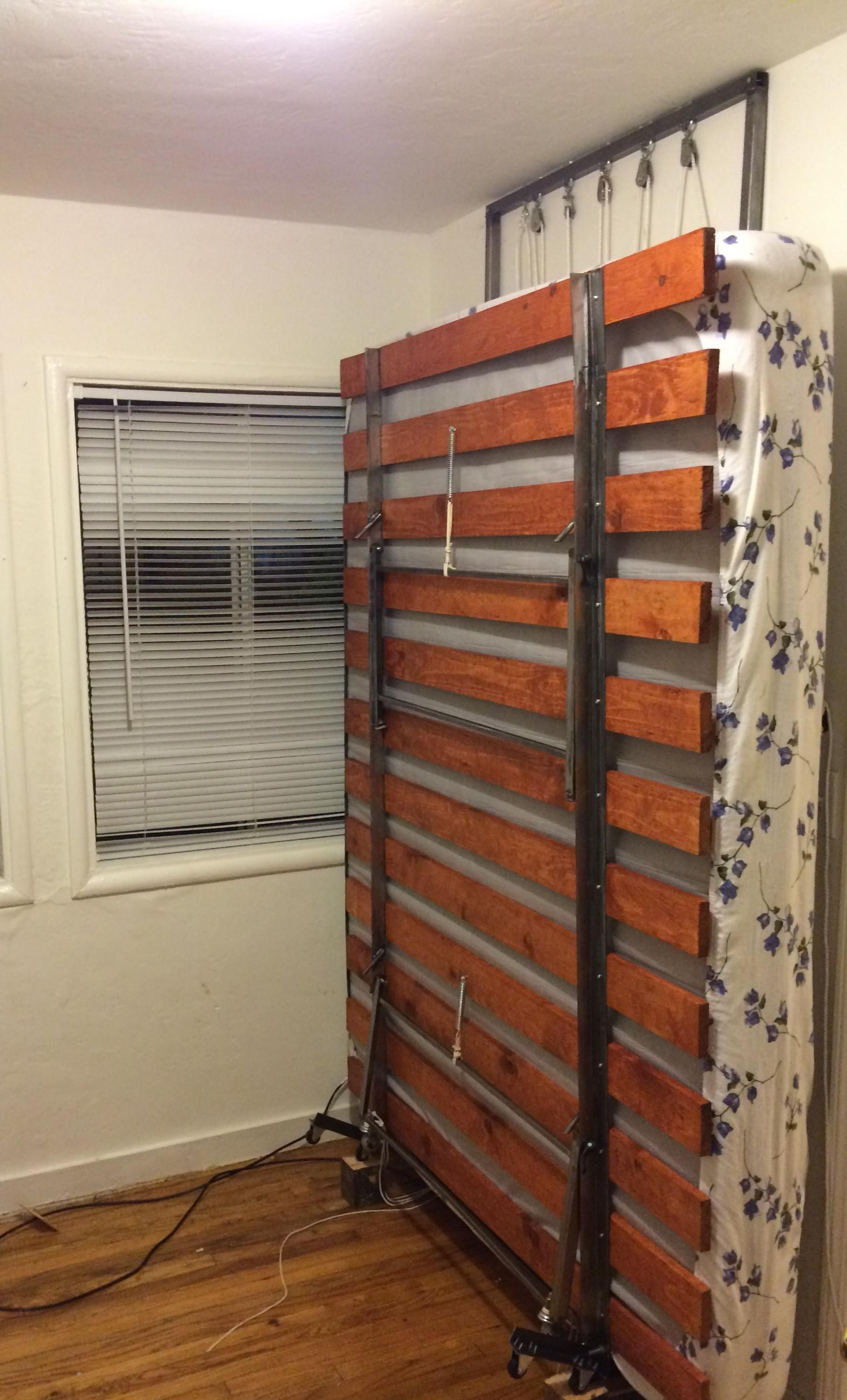 Diy Fold Up Murphy Bed Murphy Bed Murphy Bed Ikea And