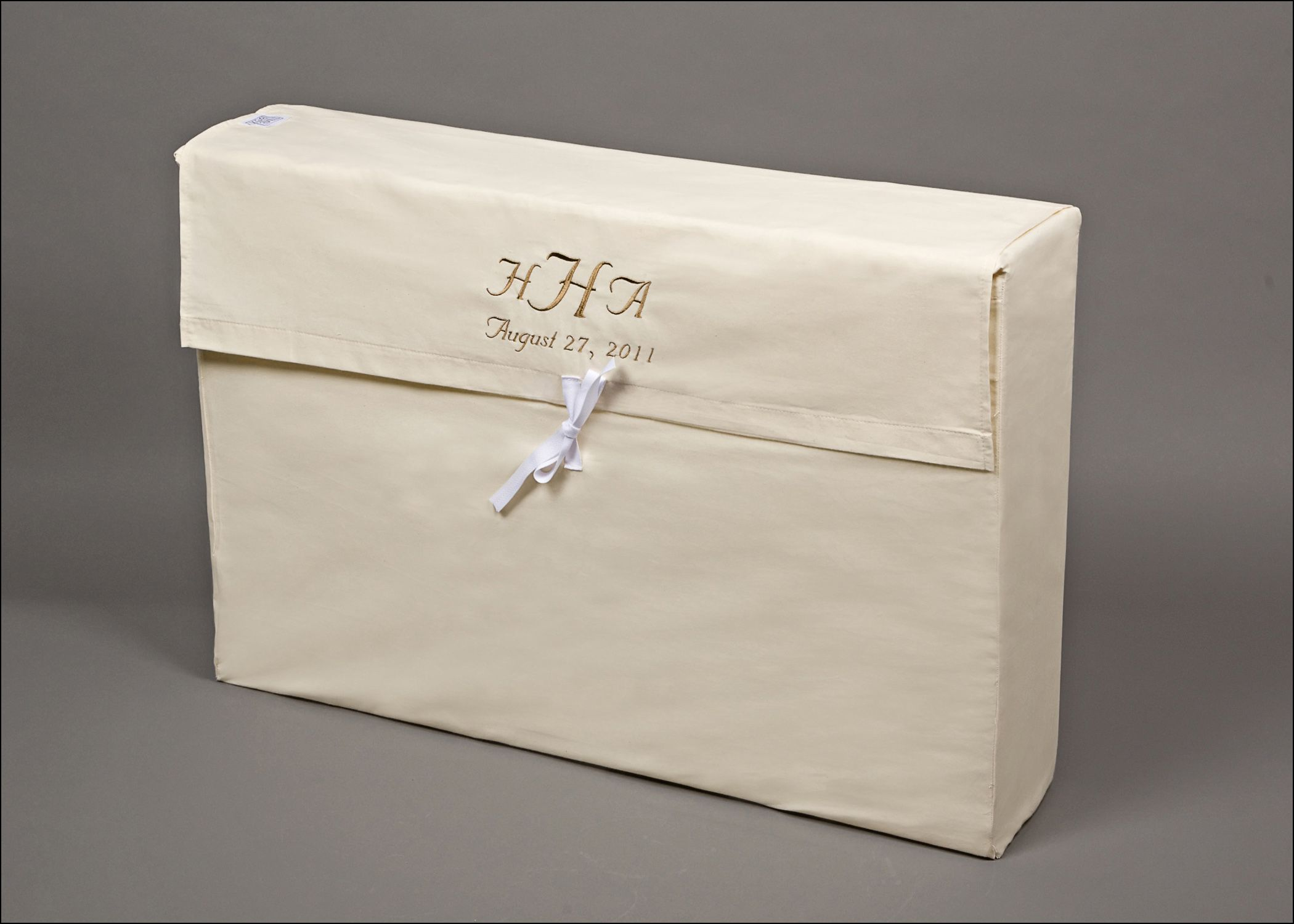 Wedding dress preservation box  Medium Preservation Kit My wedding gown is in this beautiful box