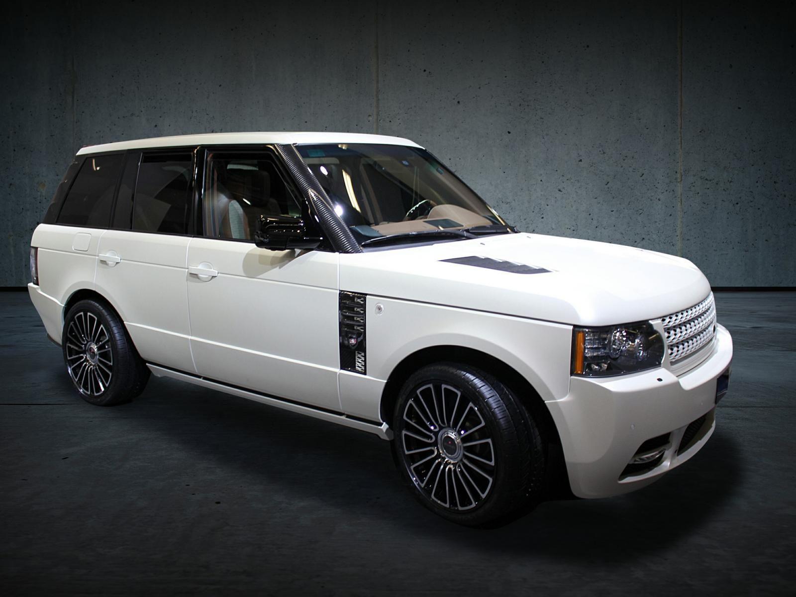 2011 Mansory Range Rover Vogue Range rover, Range rover