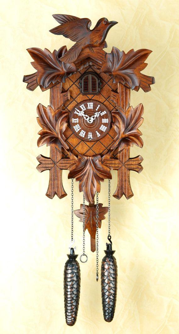 Original Black Forest Cuckoo Clock Cuckoo Clock Handmade Germany Black Forest In 2020 Cuckoo Clock Clock Clock Shop
